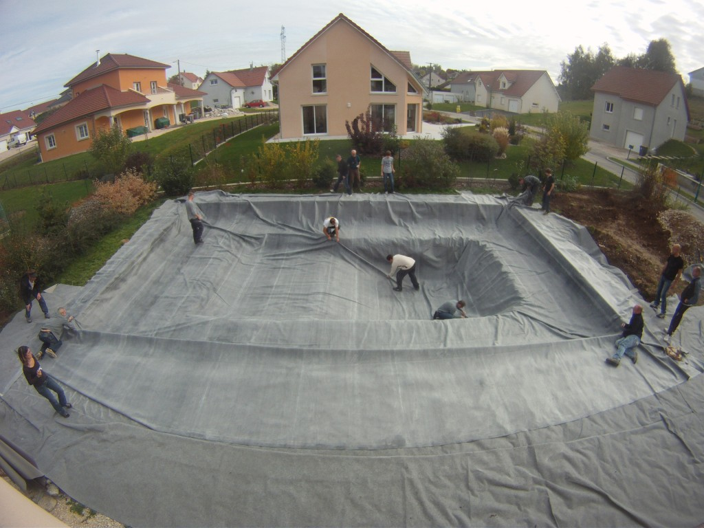 Piscine naturelle en autoconstruction diy piscine naturellepiscine naturelle construire soi - Autoconstruction piscine ...