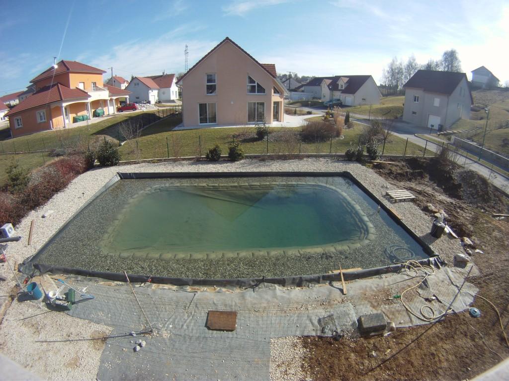 La glace a fondue mais va t 39 elle revenir piscine for Construire piscine naturelle