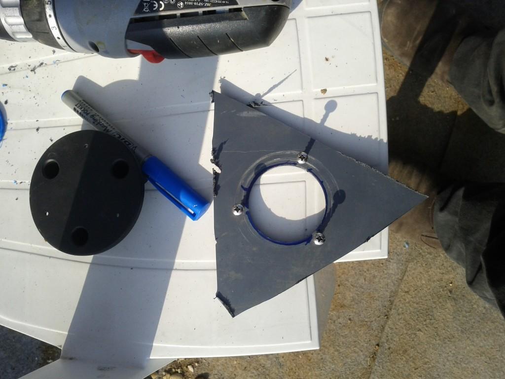 Fabrication d 39 un aspirateur de piscine piscine for Fabriquer enrouleur piscine