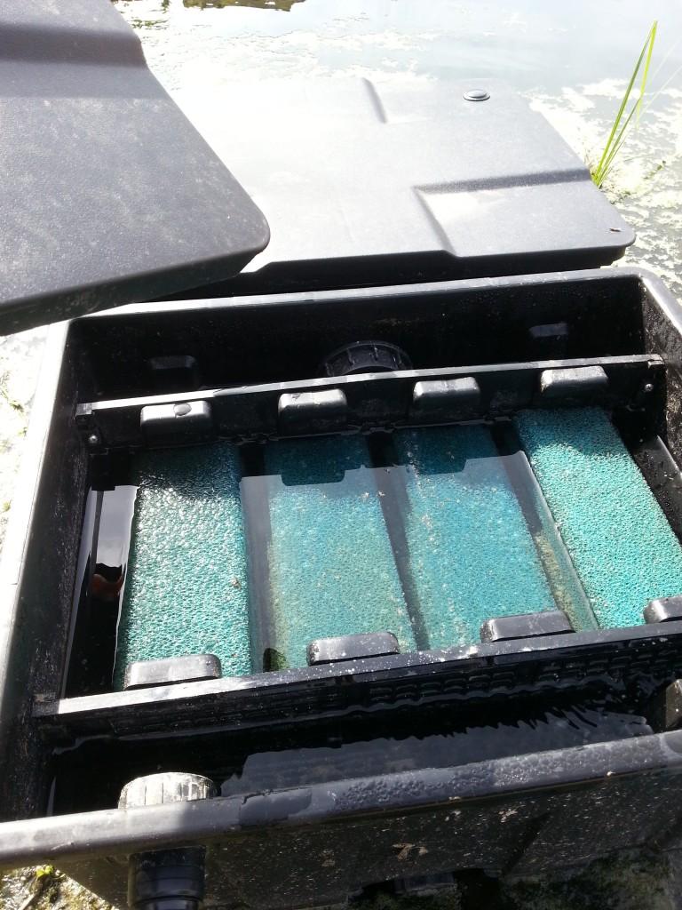 Fabrication d 39 un filtre biologique pour bassin piscine for Filtre bassin