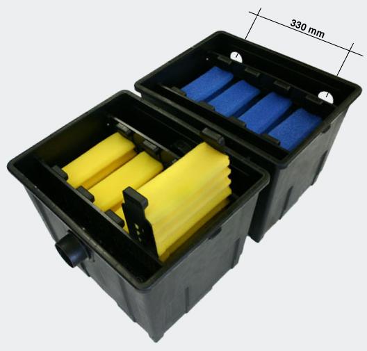 Fabrication d 39 un filtre biologique pour bassin piscine for Piscine biologique prix